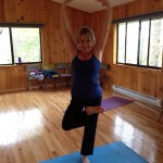 Karen Thomson, Yoga Teacher Training