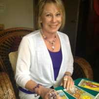"Karen Thomson featured in CBS Atlanta's ""Best Fortune Tellers in Atlanta"""