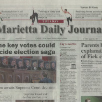 Marietta Daily Journal – Stress relief: Take time to relax during holiday rush